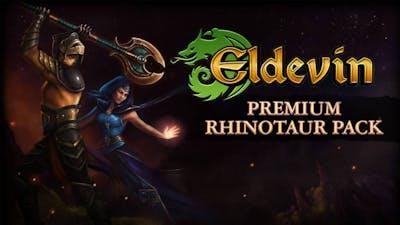 Eldevin: Premium Rhinotaur Pack - DLC
