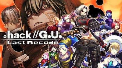 .hack//G.U. Last Recode!