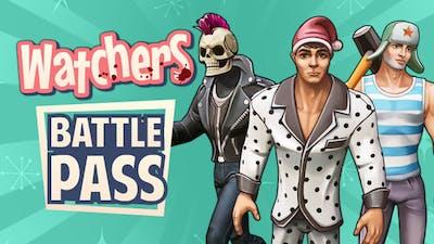 Watchers: Battle Pass - DLC