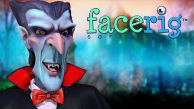 FaceRig Halloween Avatars 2014 DLC