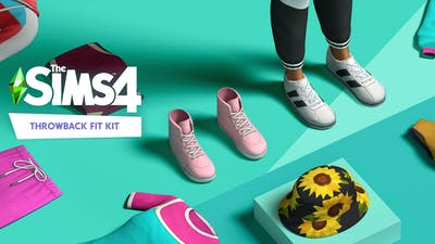 The Sims 4 Throwback Fit Kit - DLC