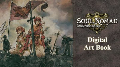 Soul Nomad & the World Eaters - Digital Art Book