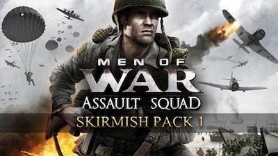 Men of War: Assault Squad - Skirmish Pack DLC