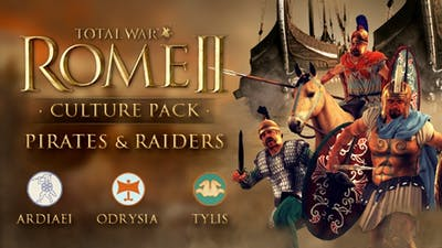 Total War: ROME II - Pirates and Raiders Culture Pack DLC