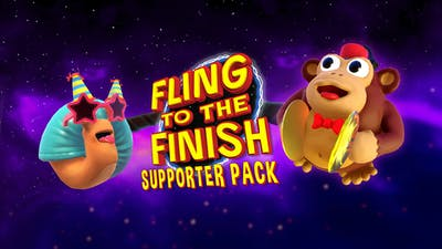 Fling to the Finish - Supporter Pack - DLC