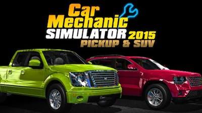 Car Mechanic Simulator 2015 - PickUp & SUV DLC