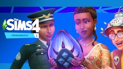 The Sims 4 StrangerVille - DLC