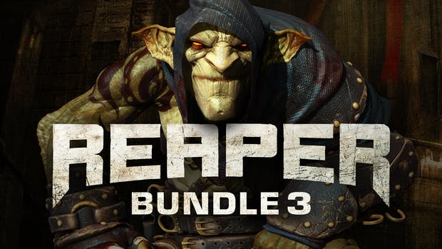 Reaper Bundle 3 for PC Digital