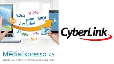 CyberLink Media Espresso 7.5