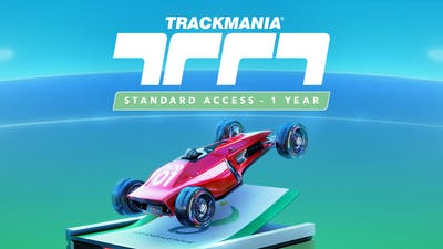 Trackmania: Standard Access - 1 Year - DLC