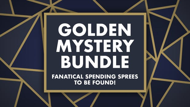 10 Golden Mystery Bundle