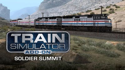 Train Simulator: Soldier Summit Route Add-On - DLC