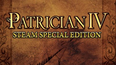 Patrician IV - Steam Special Edition