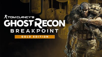 Tom Clancy's Ghost Recon® Breakpoint - Gold Edition