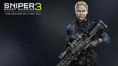 Sniper Ghost Warrior 3 - The Escape of Lydia DLC