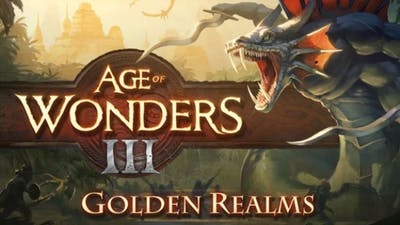 Age of Wonders III - Golden Realms Expansion DLC