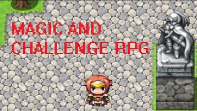 Magic and Challenge RPG