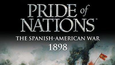 Pride of Nations: Spanish-American War 1898 DLC