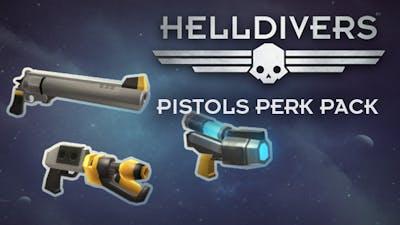HELLDIVERS - Pistols Perk Pack - DLC