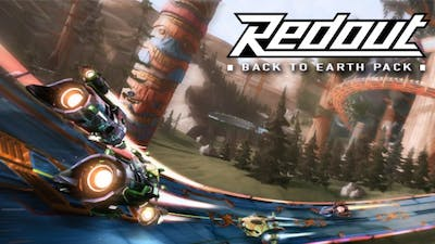 Redout - Back to Earth Pack DLC