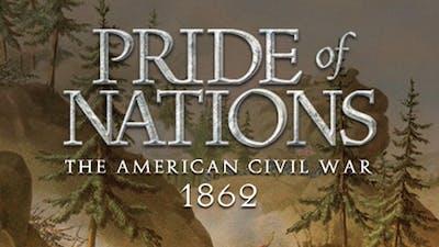 Pride of Nations: American Civil War 1862 DLC