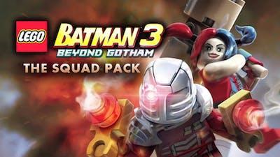 LEGO Batman 3: Beyond Gotham DLC: The Squad