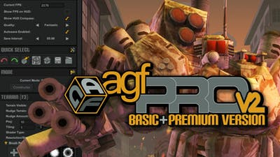 Axis Game Factory's AGFPRO v3 & Premium Bundle