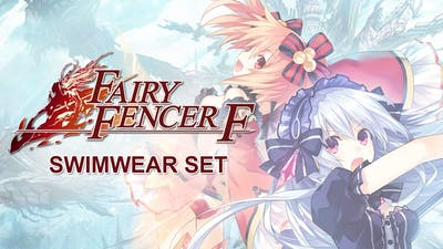 Fairy Fencer F: Swimwear Set DLC