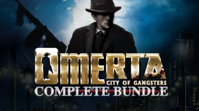 Omerta: City of Gangsters Complete Bundle