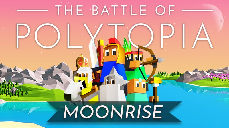 The Battle of Polytopia: Moonrise - Deluxe