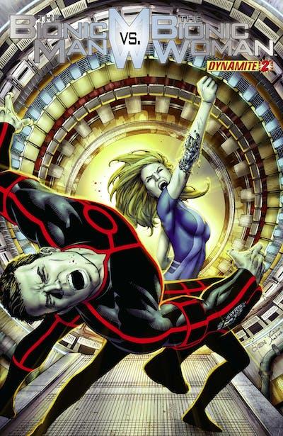 The Bionic Man vs The Bionic Woman #2