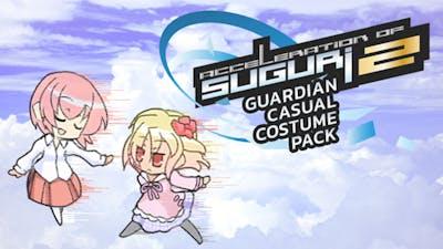 Acceleration of SUGURI 2 - Guardian Casual Costume Pack