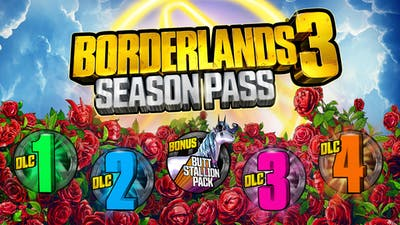 Borderlands 3: Season Pass - DLC