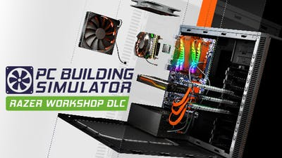 PC Building Simulator - Razer Workshop - DLC