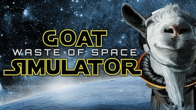 Goat Simulator: Waste of Space DLC