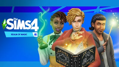 The Sims 4 Realm of Magic - DLC