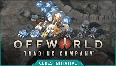 Offworld Trading Company - The Ceres Initiative DLC