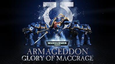 Warhammer 40,000: Armageddon - Glory of Macragge DLC