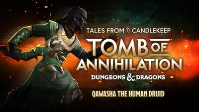 Tales from Candlekeep - Qawasha the Human Druid DLC