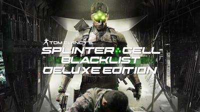 Tom Clancy's Splinter Cell Blacklist - Deluxe Edition