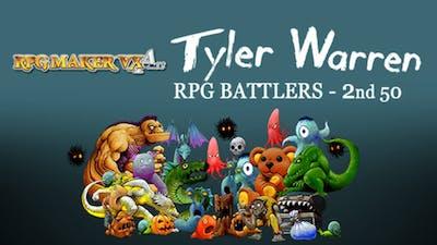 RPG Maker VX Ace: Tyler Warren RPG Battlers – 2nd 50