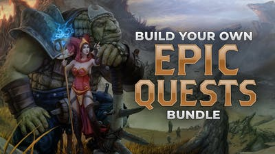 Build your own Epic Quests Bundle