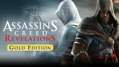 Assassin's Creed Revelations - Gold Edition