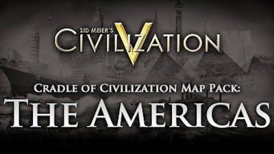 Civilization V: Cradle of Civilization - Americas DLC