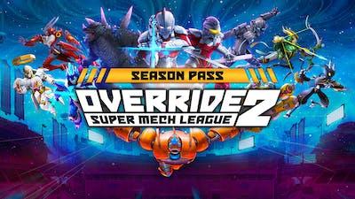 Override 2: Super Mech League - Ultraman Season Pass DLC