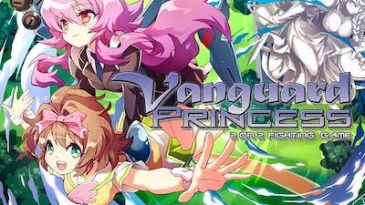 Vanguard Princess Kurumi DLC
