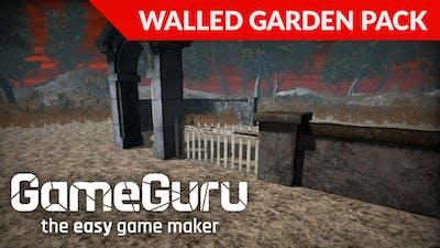 GameGuru - Walled Garden Pack