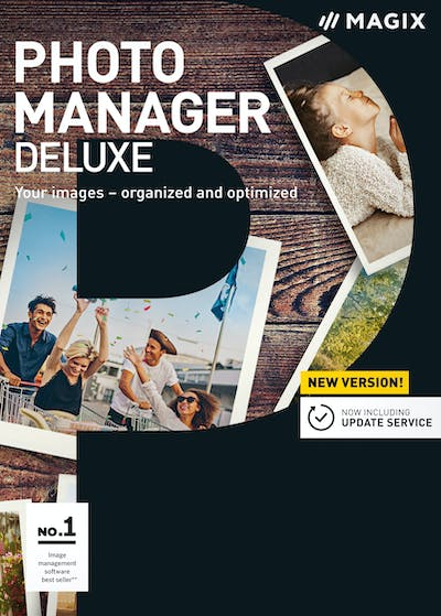 Photo Manager 17 Deluxe