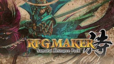 RPG Maker VX Ace: Samurai Resource Pack DLC