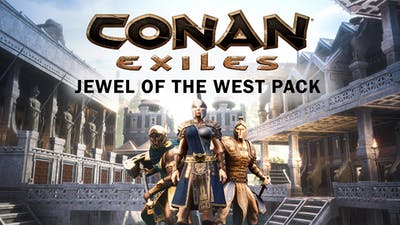 Conan Exiles Jewel Of The West Pack Pc Steam Downloadable Content Fanatical Дата начала 14 ноя 2017. ils